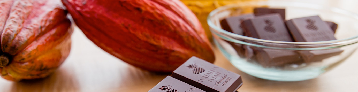 Waialua Estate - Premium Chocolate Grown in Hawaii