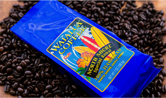Waialua Estate Hawaiian Roasted Coffee